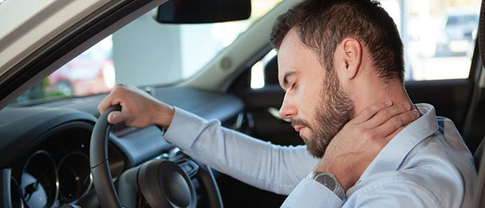 Chiropractic Care After a Car Accident in Eden Prairie
